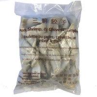 Hung Fung - Pork Shrmp Chive Dumpling, 1 Each