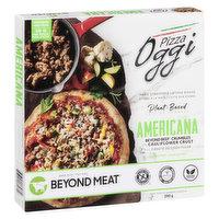 Oggi Oggi - Pizza - Americana Beyond Beef Crumbles, 380 Gram
