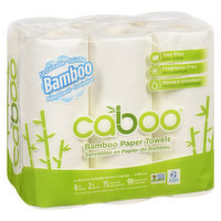 Caboo - Bamboo Paper Towels