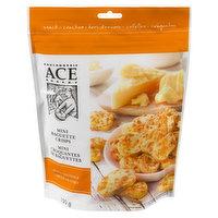 Ace Bakery - Mini Baquette Crisps - Aged Cheddar, 150 Gram