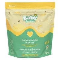 Baby Gourmet - Organic Baby Cereal - Banana Raisin Oatmeal