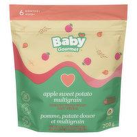 Baby Gourmet - Wholegrain Cereal - Organic Apple Sweet Potato