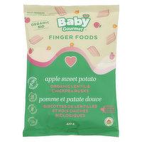 Baby Gourmet Baby Gourmet - Apple Sweet Potato Rusks, 40 Gram