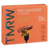 TMRW Foods TMRW Foods - Plant-Based Sausage - Roasted Garlic & Herb, 240 Gram