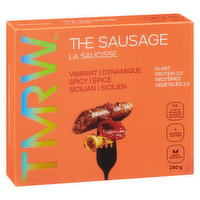 TMRW Foods TMRW Foods - Plant-Based Sausage - Sicilian, 240 Gram