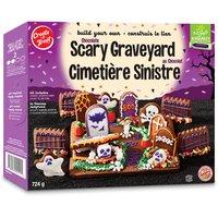 Create-A-Treat - Halloween Scary Graveyard Kit, 724 Gram