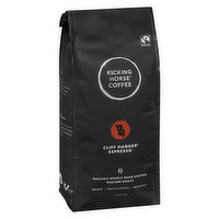 Kicking Horse - Coffee - Cliff Hanger Espresso Medium/Whole Bean, 454 Gram