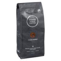 Fair Trade. Organic. Velvety, Earthy, Spirited. Dark Roast.