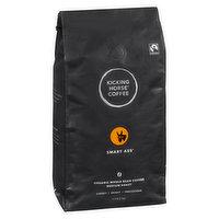 Kicking Horse - Whole Bean Organic Coffee - Smart Ass, Medium, 1 Kilogram