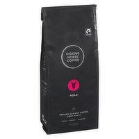 Kicking Horse - Ground Organic & Fair Trade Coffee - Hola, Light, 284 Gram