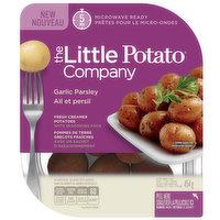 Little Potato Compan Little Potato Company - LPC Garlic Parsley Microwave Potato, 454 Gram