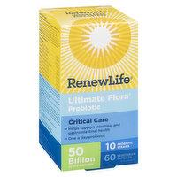 Renew Life - Ultimate Flora - Critical Care 50 Billion