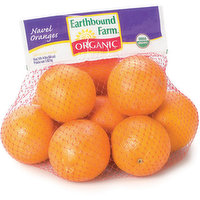Earthbound Farm - Organic Navel Oranges, 1 Bag
