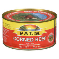 Palm - Corned Beef with Juices, 326 Gram
