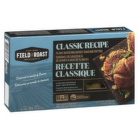 Field Roast Field Roast - Plant-Based Breakfast Sausage Patties, 241 Gram