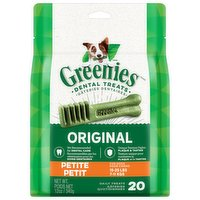 Greenies - Dental Dog Chews Petite, 340 Gram