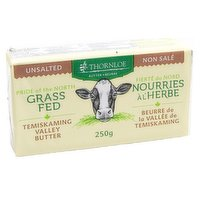 Thornloe Thornloe - Grass Fed Butter - Unsalted, 250 Gram