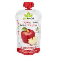 Bioitalia Bioitalia - Organic Puree,Apple, 120 Gram