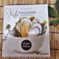 O/W - Frozen New Zealand 1/2 Shell Green Mussel, 454 Gram