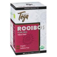 Tega - Rooibos Red Tea, 40 Each