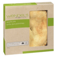 Gluten, Wheat and Egg Free. Made with Westcoast Grown Apples and Natural Ingredients.