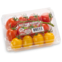 Millennium Premeium Greenhouse - Tomatoes - Duet Baby Romanella, 454 Gram