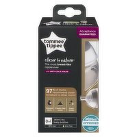 Tommee Tippee - Closer To Nature Baby Bottle - 0m+, 1 Each