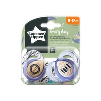 Tommee Tippee - Every Day Pacifiers 6-18 months