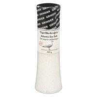Cape Herb & Spice Cape Herb & Spice - Atlantic Sea Salt With Grinder, 360 Gram