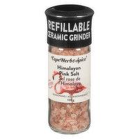 Cape Herb & Spice Cape Herb & Spice - Himalayn Pink Salt With Grinder, 130 Gram