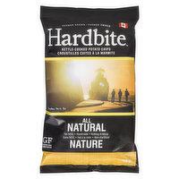 Hardbite Hardbite - Kettle Cooked Potato Chips-All Natural, 150 Gram