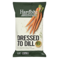Hardbite - Chips - Carrot Dressed To Dill