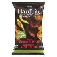 Hardbite - Potato Chips - Sweet Ghost Pepper, 128 Gram