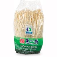 Mushrooms - Enoki, Fresh, 200 Gram