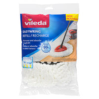 Removes and Absorbs Tough Dirt. 100% Microfibre, Optimal Absorbency, Machine Washable.