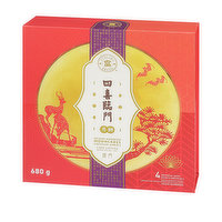 Fukuoka - Fukuoka Deluxe Assrtd Mooncake, 720 Gram