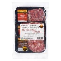 Beef - Hot Pot Beef Combo Pack, 630 Gram