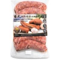 Savoury Choice - Honey Garlic Taiwanese Pork Sausg, 450 Gram