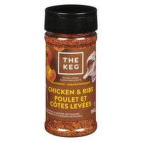 The Keg - Chicken & Ribs Seasoning
