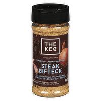 The Keg - Steak Seasoning Low Sodium, 180 Gram