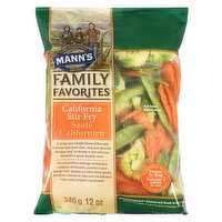 A Crisp and Colourful Blend of Broccoli, Carrots, and Snow Peas. Add your Favourite Chicken, Beef or Shrimp to this Delicious Blend for a Quick, Healthy Meal.