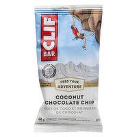 Clif - Energy Bar - Coconut Chocolate Chip, 68 Gram