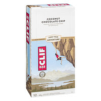 Clif - Enery Bars - Coconut Chocolate Chip