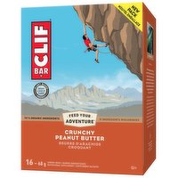 Clif - Crunchy Peanut Butter Energy Bar, 68 Gram