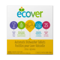 Ecover Ecover - Automatic Dishwasher Tablets, 500 Gram