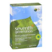 Seventh Generation - Dishwasher Detergent Powder Free & Clear