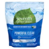 Seventh Generation - Dishwasher Detergent Packs - Free & Clear