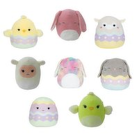 Available while quantities last. Please indicate in notes preference, Easter Chick, Pink Bunny, Easter Llama, Lamb, Rainbow Bunny, Easter Bunny, Easter Egg, Yellow Chick.