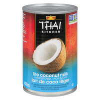 Made with pressed ripe coconut meat. 60% less calories & fat than their regular coconut milk. Great for soups, curries, baked or frozen desserts & drinks. Dairy free & non-GMO.