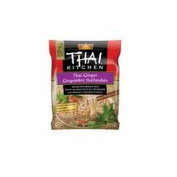 Instant Rice Noodle Soup. Ready in 3 Minutes. Not Fried. Microwavable.